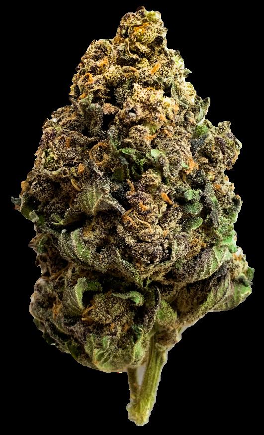 Purple Haze, Indoor, CBD >15%, THC<1%