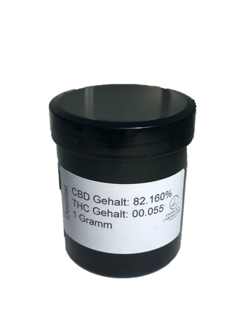 Swisscannamedix® CBD Crumble 82% (1gr)