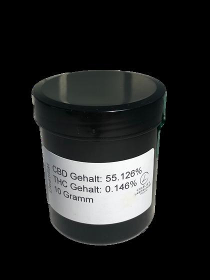 Swisscannamedix® CBD Wax 55% (10gr)