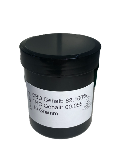 Swisscannamedix® CBD Crumble 82% (10gr)